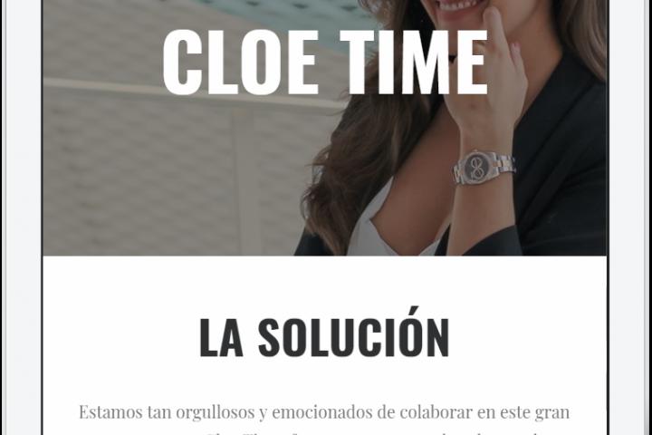 cloe-time