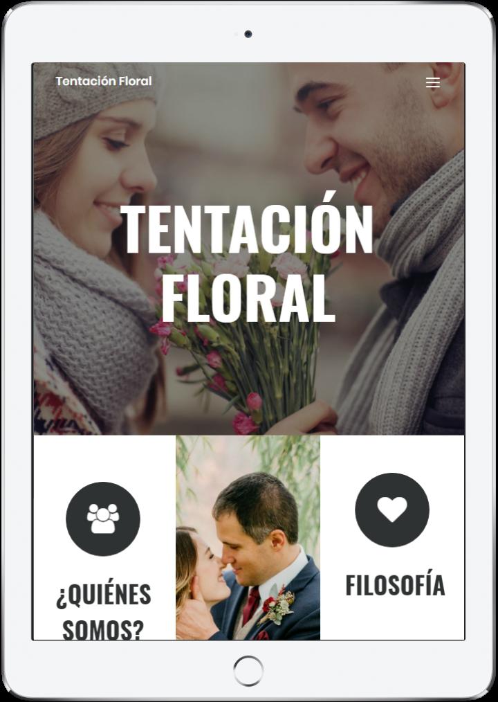 tentación-floral